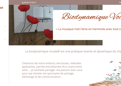 Biodynamique Vocale