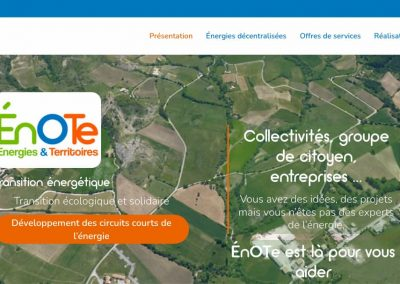 EnOTe – Energies & Territoires